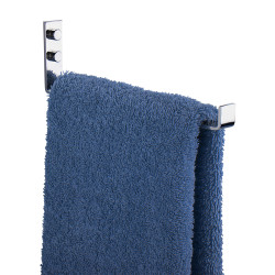 Front fixed towel bar 21 cm.