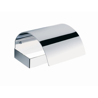 Paper holder with cover CHROME