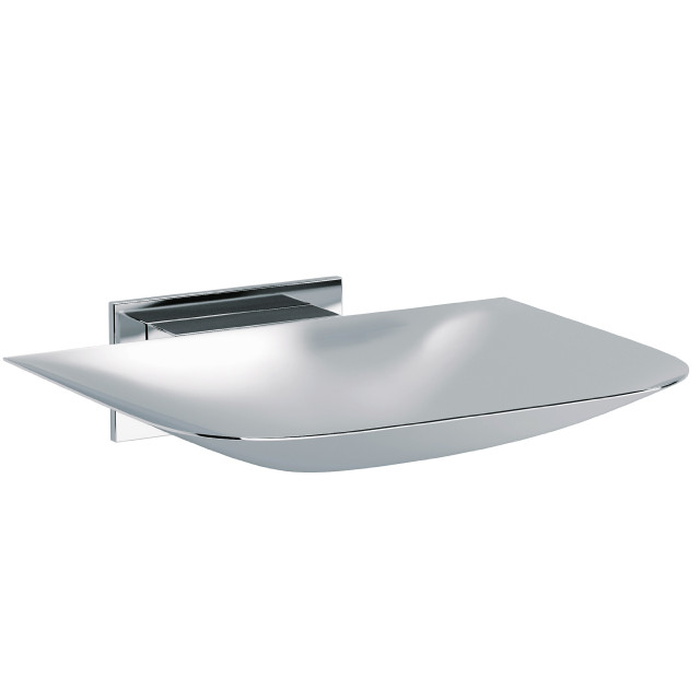 0515755a7280 Wall mounted brass soap dish. NIKA collection