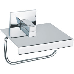 Paper holder with cover