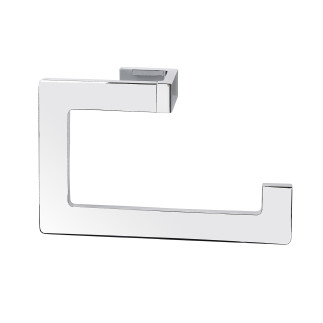 Large towel ring CHROME