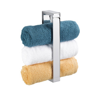 Towel bar 27,5 cm. (11) CHROME