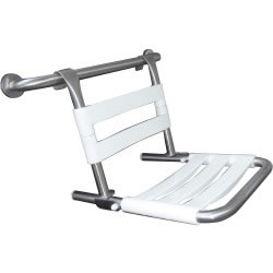 Folding and removable seat