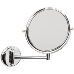 Magnifying mirror x5, 2 sides 1 arm