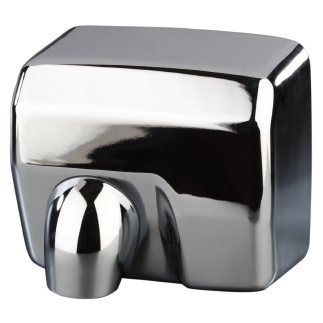 Pulished Stainless hand dryer POLISHED STAINLESS STEEL